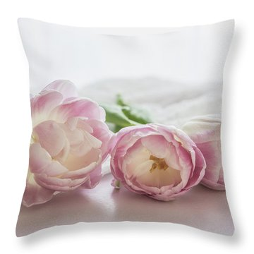 Throw Pillow featuring the photograph In A Dream by Kim Hojnacki