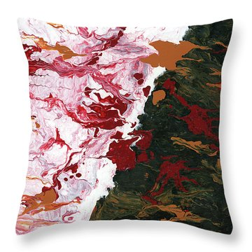 In A Moment Throw Pillow