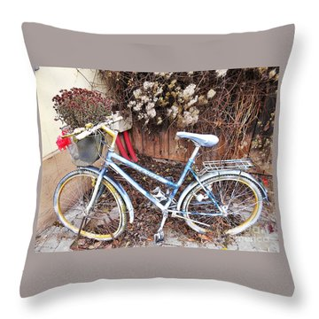 In Case You Need A Ride  Throw Pillow