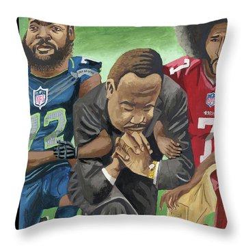 Seahawks Throw Pillows