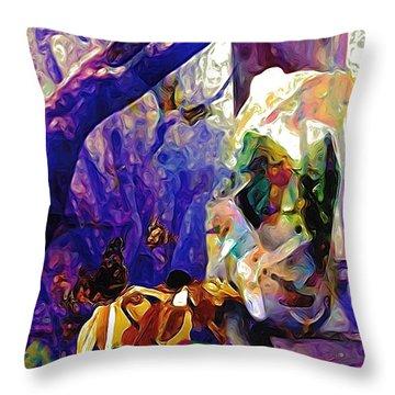 In Harmony Throw Pillow