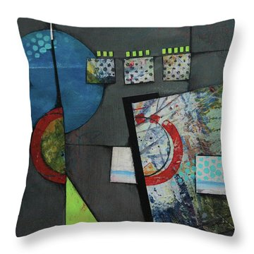 In Likeness Throw Pillow