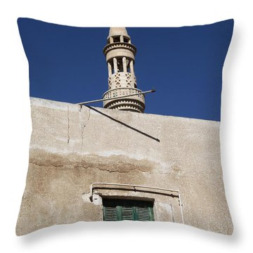 Throw Pillow featuring the photograph In Lingkat Mu by Jez C Self