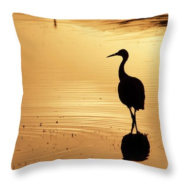In Love Again Throw Pillow