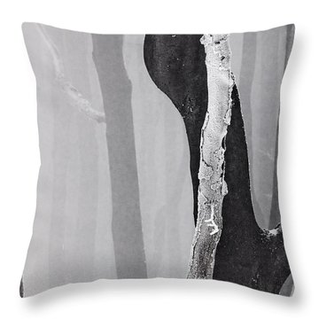In Love Throw Pillow by Evgeni Dinev