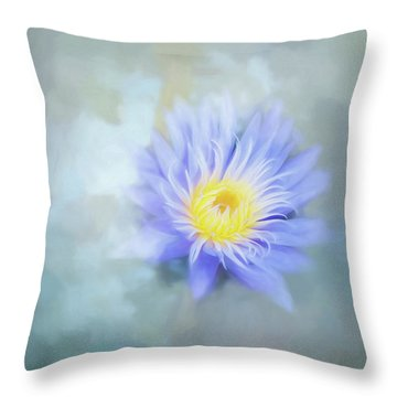 In My Dreams. Throw Pillow