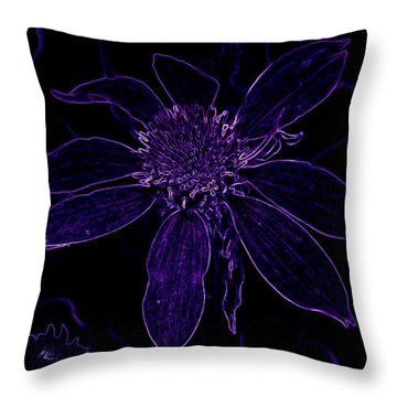 In My Eyes Throw Pillow