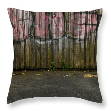 In Passing Throw Pillow