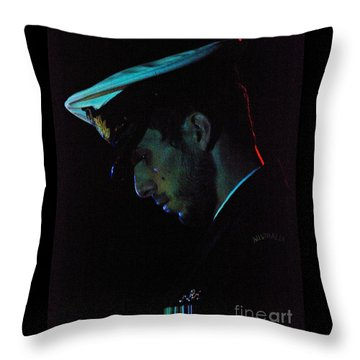 In Repose Throw Pillow