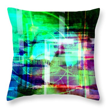 In Spring.. Throw Pillow