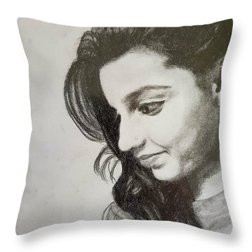 In Sweet Thought Throw Pillow