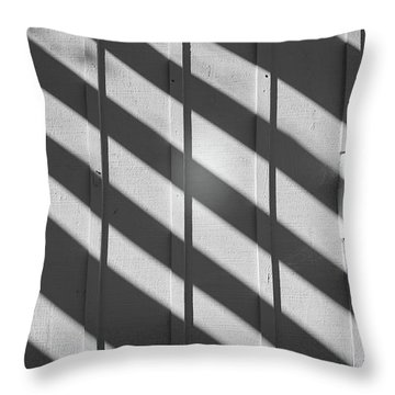 Throw Pillow featuring the photograph In The Between by Jingjits Photography