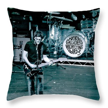 In The Heat Of The Moment Throw Pillow