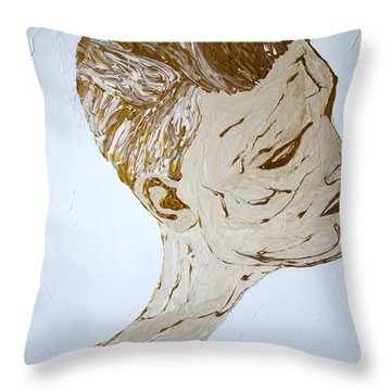 In The Moment 2 Throw Pillow