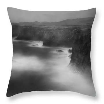 In The Storm 5 Throw Pillow