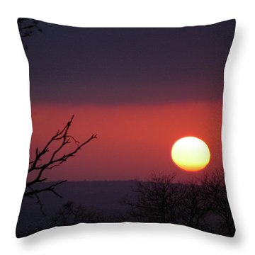Throw Pillow featuring the photograph In The Zone by Alex Lapidus