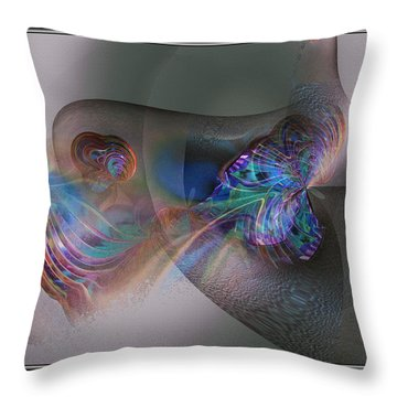 In Your Dreams Throw Pillow