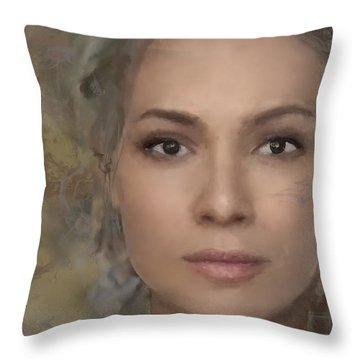 Incarnation Throw Pillow