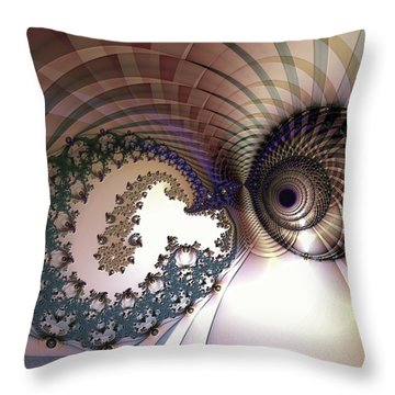 Incompatible Elements Throw Pillow