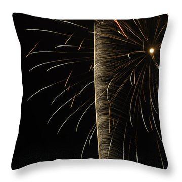 Independance IIi Throw Pillow