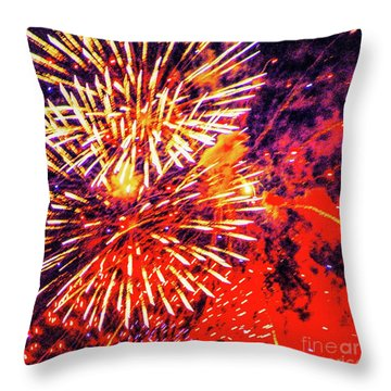 It's 2019 Seize The Year  Throw Pillow