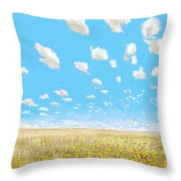 Indianola Throw Pillow