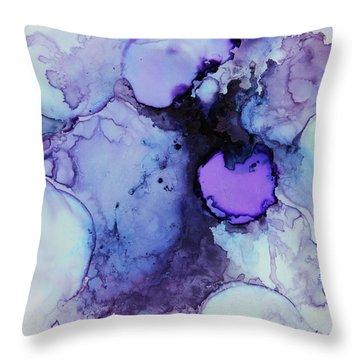 Indigo Dream Throw Pillow