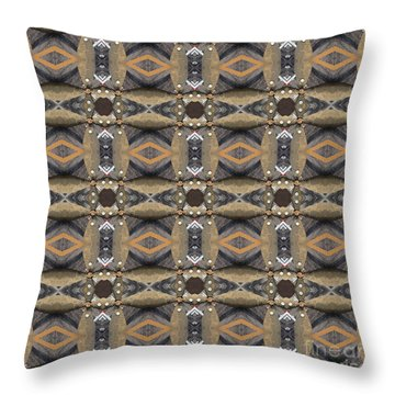 Industrial Throw Pillow