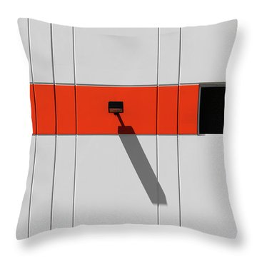 Industrial Minimalism 33 Throw Pillow