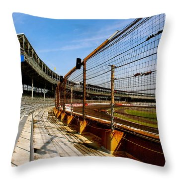 Indy  Indianapolis Motor Speedway Throw Pillow