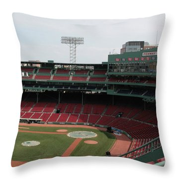 Infield Throw Pillow