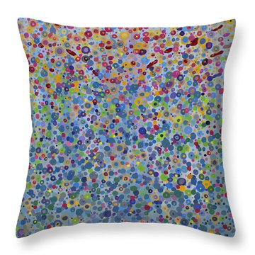 Infinite Inspiration Throw Pillow