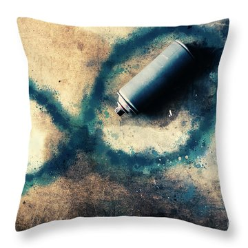Infinity And Forever  Throw Pillow