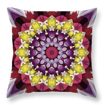 Throw Pillow featuring the photograph Infinity by Bell And Todd
