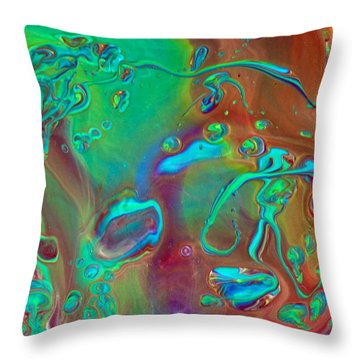 Infuse Throw Pillow