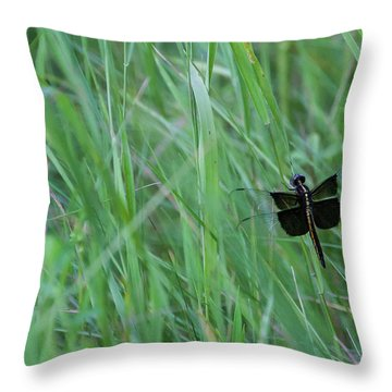 Inl-15 Throw Pillow