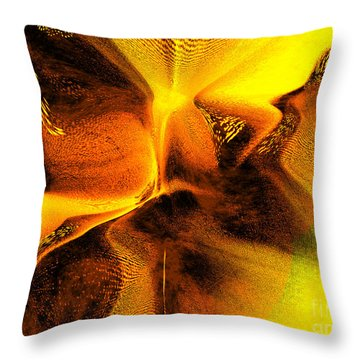Inner Changes Throw Pillow