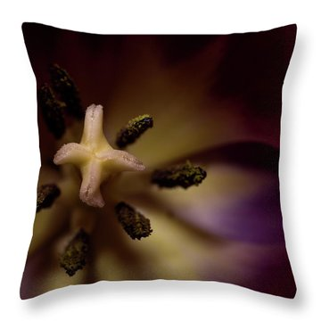 Inner Self Throw Pillow