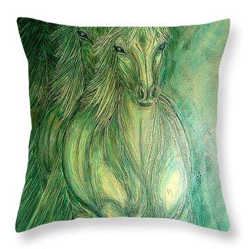Inner Spirit Throw Pillow