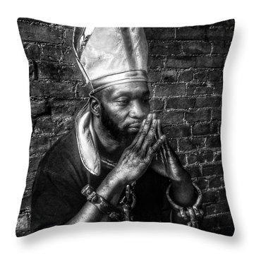 Inquisition Throw Pillow