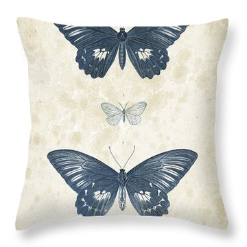 Insects - 1832 - 01 Throw Pillow