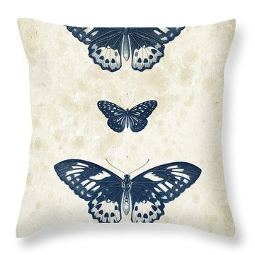 Insects - 1832 - 04 Throw Pillow