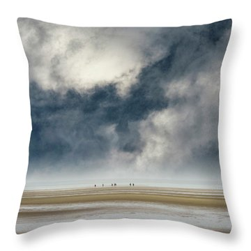 Insignificant Throw Pillow