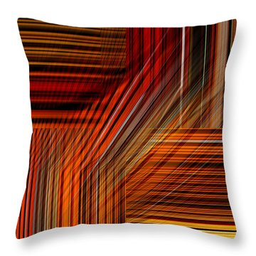 Inspiration 2 Throw Pillow