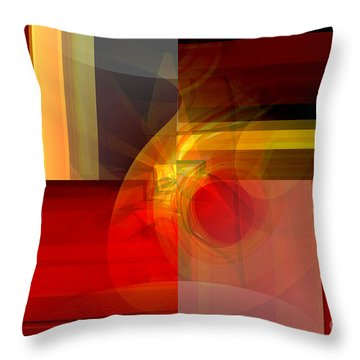 Inspriration  Throw Pillow