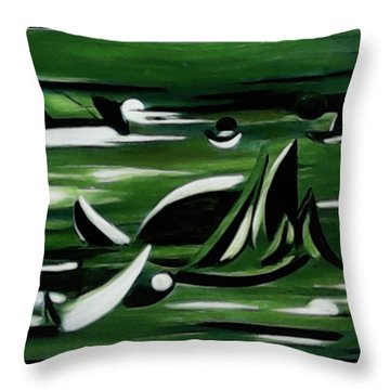 Instant Season Throw Pillow
