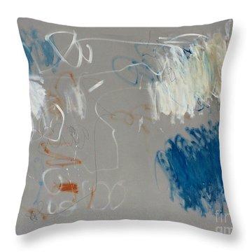 Instinct-1 Throw Pillow