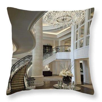 Interior  1920x1200 100 Throw Pillow