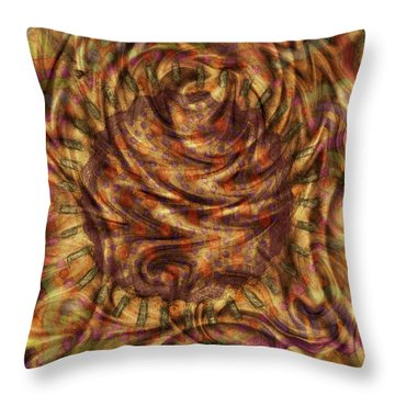 Interior Design Throw Pillow