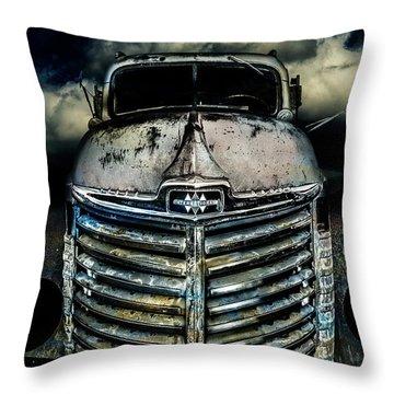 International Truck 7 Throw Pillow